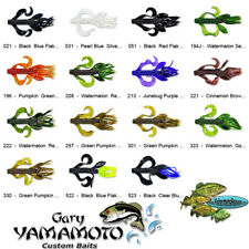 Gary Yamamoto Kreature (5-07) Creature Soft Plastic Baits Any 15 Color Lures