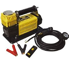 Air Compressor 4WD 12v 160psi with Wireless Remote Inflates 4x4 Tyre in 2.3mins