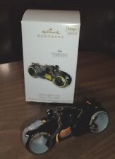 Hallmark Tron Legacy Clu's Light Cycle 2011 with Original Box