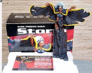 Marvel Diamond Select X-Men Dark Phoenix Saga Storm Statue #44 3000 Mint In Box