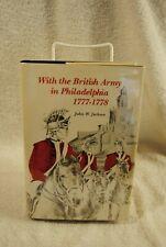 With the British Army in Philadelphia by Jackson.  (1979) Hdkb w/ DJ AWI.