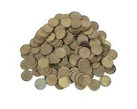 Lot of 50 Coin Meter Eagle Tokens