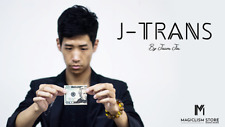 J-Tran$ by Jason Jin Magic Trick Close Up Street Bill Money Change Parlor