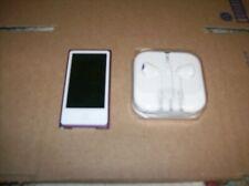New listing Apple iPod Nano 7th Generation Purple 16Gb A1446 Model Md479Ll Mp3 Player