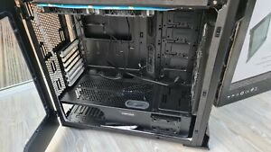 Phanteks Enthoo EVOLV ATX (Satin Black) / Acrylic Side Panel - PH-ES515E_BK