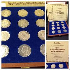 Berühmte Persönlichkeit Medaillen aus Silber