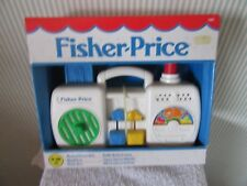Fisher-Price vritrage  Music box.