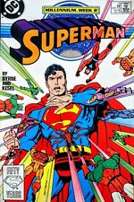 Superman, No. 13, January 1988, DC Comic VF/NM