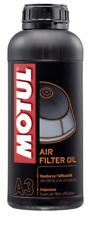 Motul MC CARE A3 Olio Lubrificante Manutenzione e Cura Filtro Aria - 1 Litro