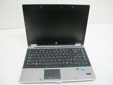 HP EliteBook 8440p Intel Core i5-540M 2.53GHz 4GB RAM No HDD