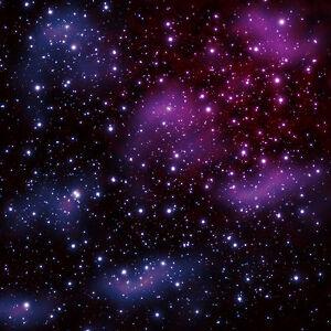 Vlies Fototapete Kinderzimmer Kosmos Sterne Weltraum Galaxy Weltall Universum 44