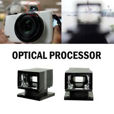 Kamera Robuster Externer Optischer Sucher 28mm Für Panasonic LX3 LX5 LX7 GF2 GX1