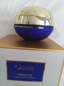 Dead Sea Premier. Prestige. Night Cream Complex, 60 ml