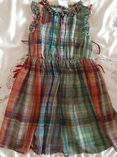 Next Girls Summer Party Dress 7 Years NEW
