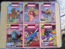 1 Revista Micro Hobby - Elige El Que Prefieras - Numeros En El Listado Interior