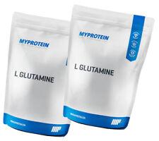 1kg Myprotein L GLUT ammine BUSTINA aminoacidi L-glutammico glutammico 2 x 500g Amino