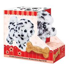 Dalmatian Dog Plush Stuffed Animal Barking Walking Wagging Christmas Kids Toy