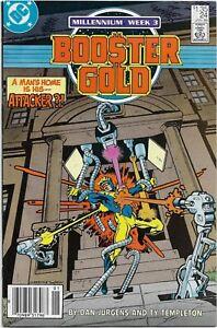 Booster Gold #24 - VF/NM - Millennium Week 3