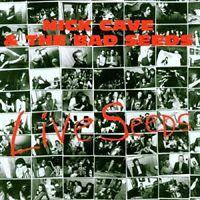 Nick Cave and The Bad Seeds - Live Seeds [CD]