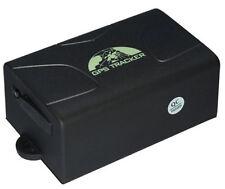 Coban GPS tracker SMS GPRS,waterproof,6000mA,real-time,Locator Software TK104 W