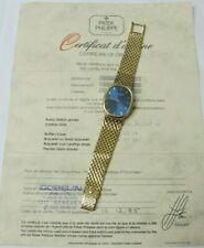 Patek Philippe Vintage Ellipse 18K Gold Ref. 3848/8 Mechanisch mit Papiere