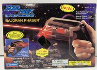 Star Trek Next Generation Bajoran Phaser Light Sound 1995 6271 Needs Battery