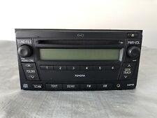 Toyota Genuine Stereo
