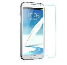 Samsung Galaxy Note 2 N7100 Displayschutzfolie Panzer Schutz Glas 9H Folie