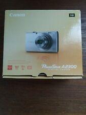 Canon PowerShot A2300 16.0MP Digital Camera - Black