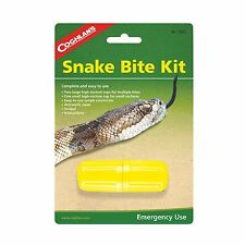 Snake Bite Kit - Coghlans Compact Easy to Carry - Emergency First Aid 7925