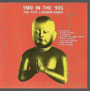 Yellow Magic Orchestra - YMO in the '90s: Pete Lorimar Remix RARE Japan CD N/M