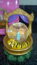 Disney Disneyana Store Vintage Aladdin Snow Globe Ornament 1992 Boxed