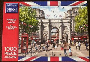 Marble Arch Jigsaw Puzzle By The Macneil Studio 1000 Piece WHSmith London