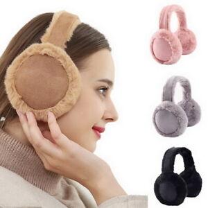 Frauen Beiläufig Warm verdicken Warme Ohrenschützer Ohrschutz Ohrenwärmer