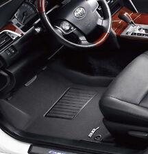 3D MAXpider Mat Floor Liners BLACK Toyota Sienna 2011-2012
