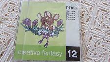 Pfaff Emb Machine Card Creative Fantasy #12 Easter, 7570,7560, 2140,217