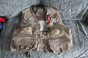 Orvis fly fishing vest