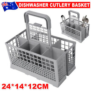 Universal Dishwasher Cutlery Basket Suits for Many Brands 240mm X 135mm X 215mm