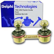 Delphi Front Stabilizer Bar Link for 1992-2002 Toyota Corolla - Suspension sz