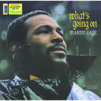 Marvin Gaye - What's Going On Green Vinyl Edition (1971 - EU - Reissue)