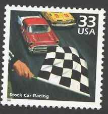 US. 3187 n. 33c. Stock Car Racing. Celebrate The Century. MNH. 1999