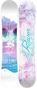 Snowboard Raven Swan 2020/2021 - alle Längen - Neu!