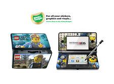 Lego City Undercover Vinyl Skin Sticker for Nintendo 3DS