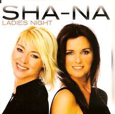 SHA-NA - ladies night CD SINGLE 2TR 2011 eurodance MAYWOOD COVER VERSION!!
