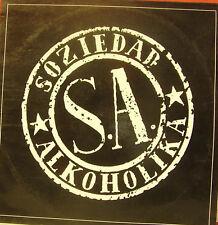 SOZIEDAD ALKOHOLIKA-MISMO TITULO 1991 LP VINILO SPAIN GOOD COVER-GOOD VINYL