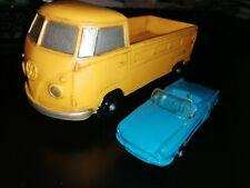 TOMTE LAERDAL VW T1 16cm  con Renault Floride