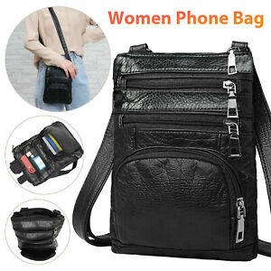 Mini Women Cell Phone Shoulder Bag Key Purse Wallet Pouch Crossbody Case Handbag