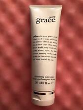 Philosophy Pure Grace Shimmering Perfumed Body Lotion Brand New 8 Ounce
