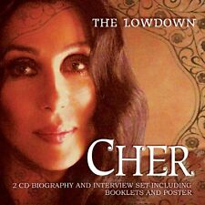 CHER-THE LOWDOWN  CD NEW