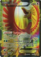 Pokemon: Ho-oh EX Full Art 121/122 Breakpoint GEM MINT